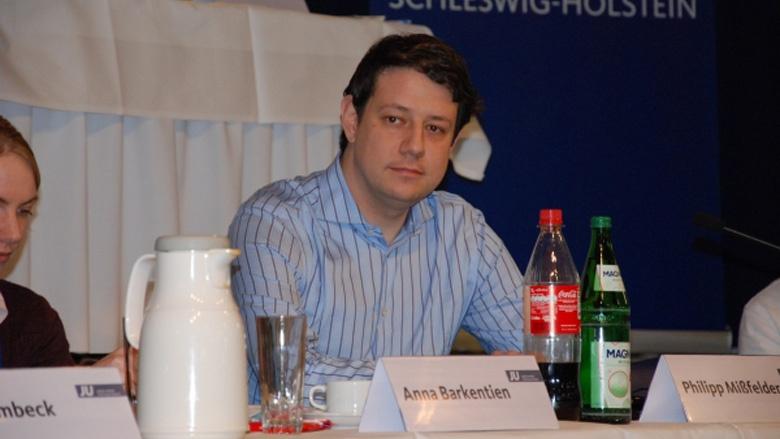 JU SH trauert um Philipp Mißfelder