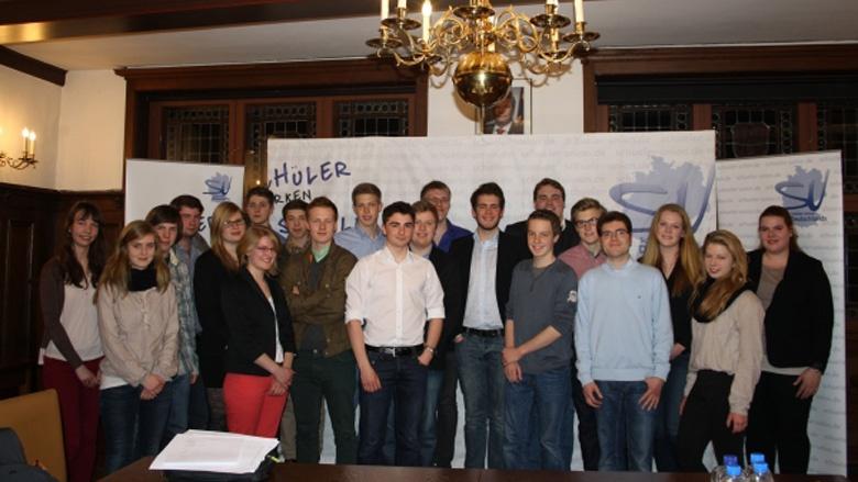 Schüler Union Schleswig-Holstein gegründet