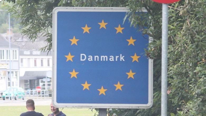 Dänische Zollkontrollanlage
