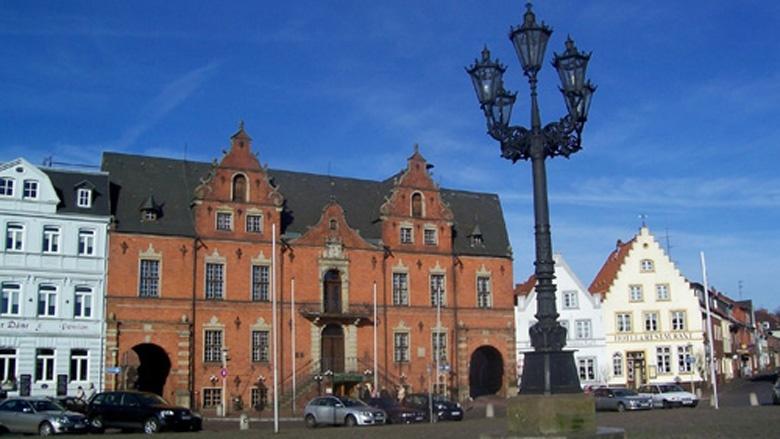 Schleswig-Holstein-Rat in Glückstadt