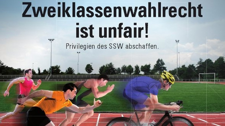 Sonderstatus des SSW